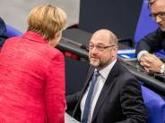 Bundestagswahl-News: Bericht: SPD-Chef Schulz beansprucht Finanzministerium