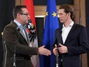Österreich: ÖVP-FPÖ-Bund steht: Kurz setzt auf Frauen und Experten