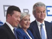 «Gefahr für Nationalstaaten»: Europas Rechtspopulisten fordern in Prag Ende der EU