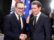 Österreich: Neues Bündnis aus ÖVP und FPÖ bekennt sich klar zur EU