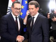Bildergalerie:  Kurz, Strache und Co: Sie regieren jetzt Österreich