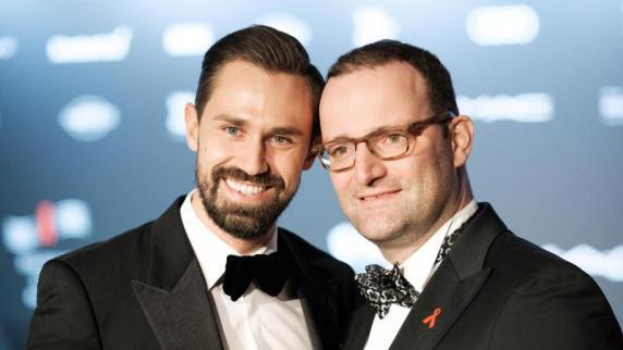 CDU-Politiker Jens Spahn heiratet Lebenspartner