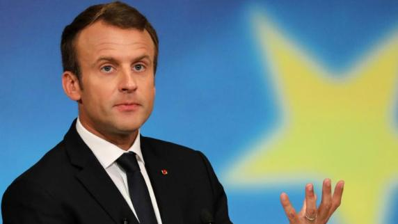 Emmanuel Macron Künftig Tempo 80 auf Frankreichs Landstra