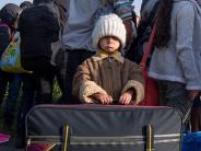 Hintergrund: Bürgermeister für Zurückhaltung bei Familiennachzug