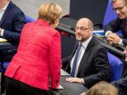 Auf Erfolg angewiesen: Spitzen von Unionund SPD starten optimistisch in Sondierung