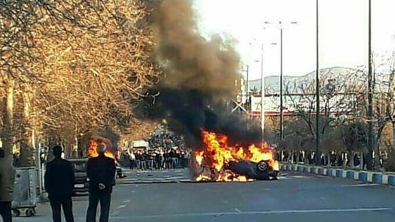 CIA-Chef bestreitet Verwicklung in Iran-Proteste: