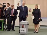 Porträt: Milos Zeman: Der Anti-Diplomat