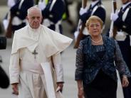 Heikle Mission in Chile: Papst bittet um Verzeihung für Missbrauch