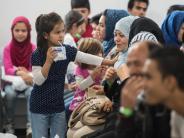 Flüchtlinge: Anteil der Frauen und Kinder unter den Asylbewerbern steigt