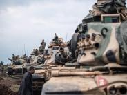 News-Blog Türkei: Türkische Soldaten bei Syrien-Offensive getötet