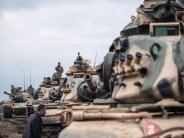 Hintergrund: Die türkische Armee greift Kurden in Syrien an