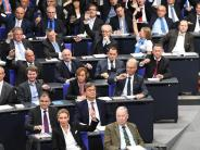 AfD: Bayerns AfD-Bundestagsabgeordnete müssen 1000 Euro pro Monat spenden