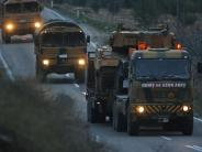 Syrien-Konflikt: Hunderte Gegner der Syrienoffensive in der Türkei festgenommen