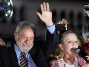 Präsidententräume ade?: Brasiliens Ex-Präsident Lula soll zwölf Jahre insGefängnis