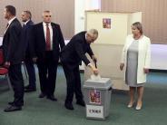 Kampagne gegen Zuwanderung: Tschechiens Präsident Zeman setzt sich in Stichwahl durch