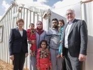 Bundespräsident im Libanon: Nahost-Reise von Steinmeier imZeichen der Flüchtlingskrise