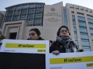 Entscheidung inIstanbul: Türkei-Vorsitzender von Amnesty bleibt in Untersuchungshaft