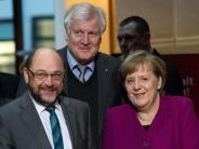 Koalitionsverhandlungen: Was passiert jetzt wohl mit den Chefs in der Groko?