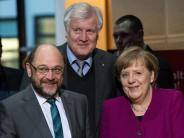 Regierung: Union und SPD müssen bei GroKo-Gesprächen in zweite Verlängerung