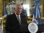 Druck auf Regierung erhöht: Tillerson zieht Erdöl-Sanktionen gegen Venezuela in Betracht
