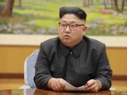 News-Blog: Südkoreanischer Präsident: Zeit nicht reif für Gipfel mit Nordkorea