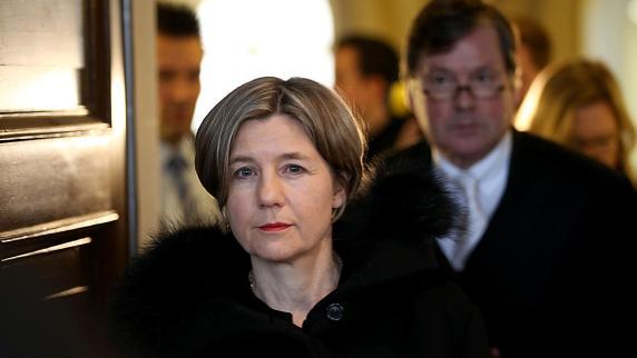Kohl-Witwe hat vor Gericht wohl schlechte Karten