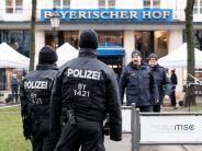 Bildergalerie: Das sind die Themen der Münchner Sicherheitskonferenz