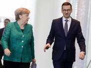 Antrittsbesuch: Noch viel zu tun in deutsch-polnischen Beziehungen