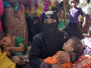 Myanmar: Die Rohingya sind zum Warten verdammt