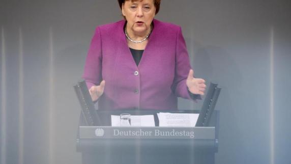GroKo: Diese sechs CDU-Politiker will Merkel ins Kabinett holen