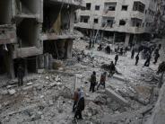 New York: UN-Sicherheitsrat verabschiedet Resolution zu Waffenruhe in Syrien