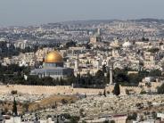 Nahostkonflikt: US-Botschaft in Jerusalem soll im Mai eröffnen
