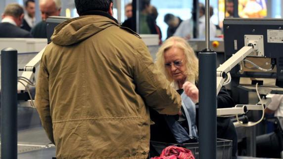 Mumbai-München-Mumbai: Schlechter Scherz bei Flughafenkontrolle