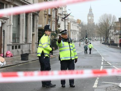 Islamischer Staat bekennt sich zu Anschlag in London