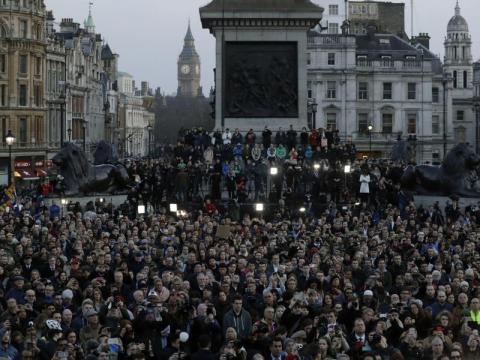 Zwei weitere Festnahmen nach Anschlag in London