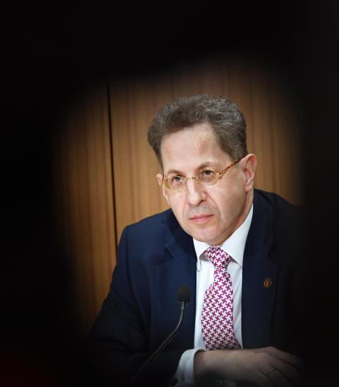 Verfassungsschutz-Chef Maaßen warnt vor Kinder-Dschihadisten