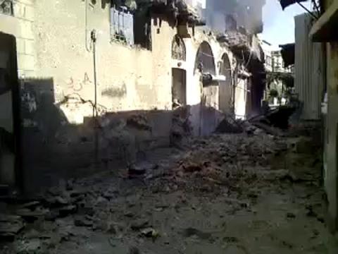Mehr als 350 Tote - Krankenhäuser in Ost-Ghouta unter Beschuss