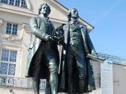 Tourismus: Weimar: Dichter, Denker, Gärtner