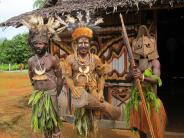 Tourismus: Unpolierte Perle im Pazifik: Papua-Neuguinea