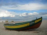 Badeurlaub: Tourismus: Polnisches Seebad verschenkt Sand