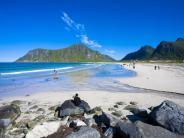 Tourismus: Lofoten: Zackige Felsen und viel Ruhe