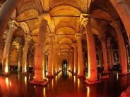 Tourismus: Istanbuls Unterwelt: Der versunkene Palast