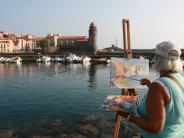 : Malerparadies an der Roten Küste bei Collioure