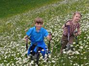 : Beim Wandern muss es Kindern nicht langweilig werden