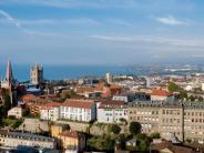 Tourismus: Bei den Herren der Ringe: Lausanne ist Welthauptstadt des Sports