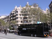 Tourismus: Ich hab Dich zum Fressen gern: Mit dem Gourmetbus durch Barcelona