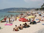 Frankreich: Burkini-Verbot: Empörung nach Strandkontrolle in Nizza