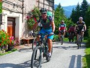 : Wandern und Mountainbiking haben jetzt Saison
