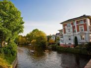 Tourismus: Hafenrundfahrt mal anders - Mit dem Paddelboot durch Hamburg
