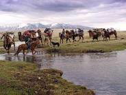 Tourismus: Milchtee und Moderne: Besuch bei mongolischen Nomaden